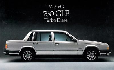 Volvo 760 turbo diesel